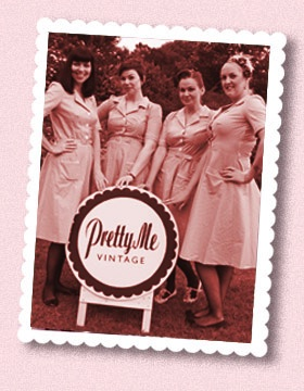 The Pretty Me Vintage girls